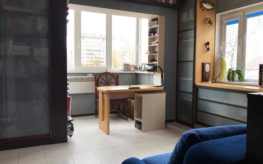 4х комнатная квартира на 6 станции Б. Фонтана, в Одессе.