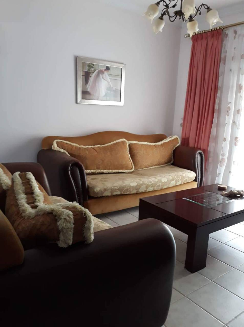 Сдаётся квартира посуточно на полу-ве Халкидики, Кассандра, Греция.