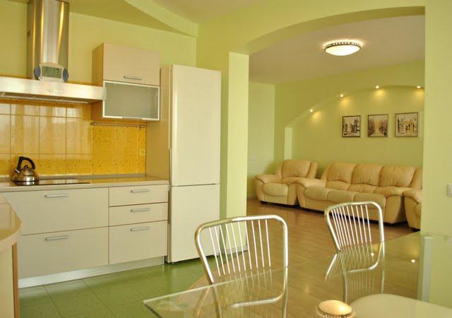 Стильная 3х комнатная квартира в Одессе, Аркадия.